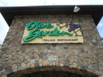 Olive Garden in Palmcoast Foto: kawe