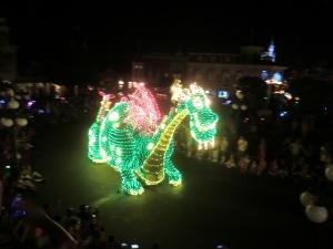 Schönste Parade bei Nacht Foto: kawe